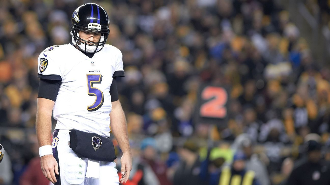 Denver will have a minimum of $28.5 million on its 2019 salary cap for Flacco and Case Keenum, with no quarterback of the future on the roster.