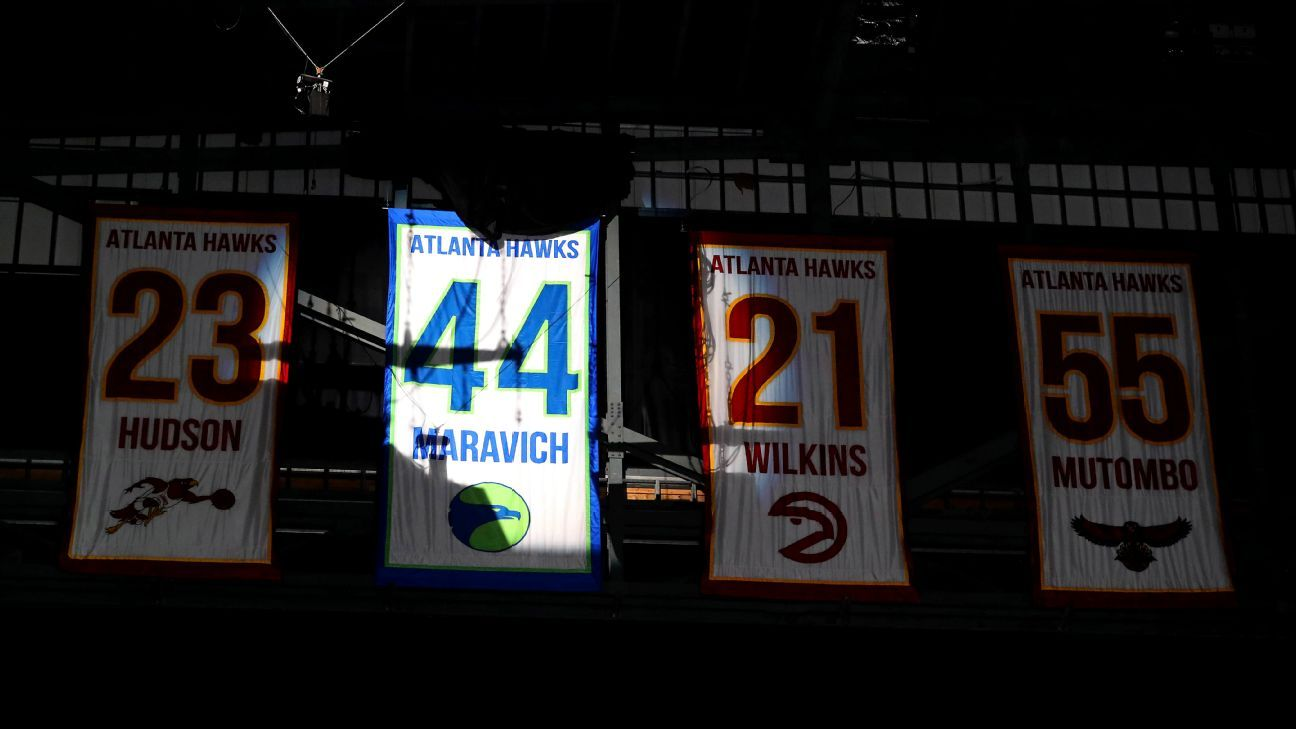 premium selection bccb7 79f9d NBA -- Inside the numbers on the NBA's retired numbers