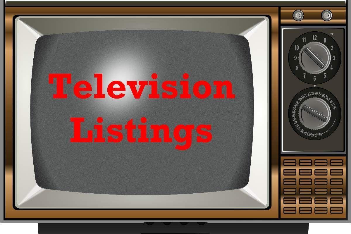 nascar television listings