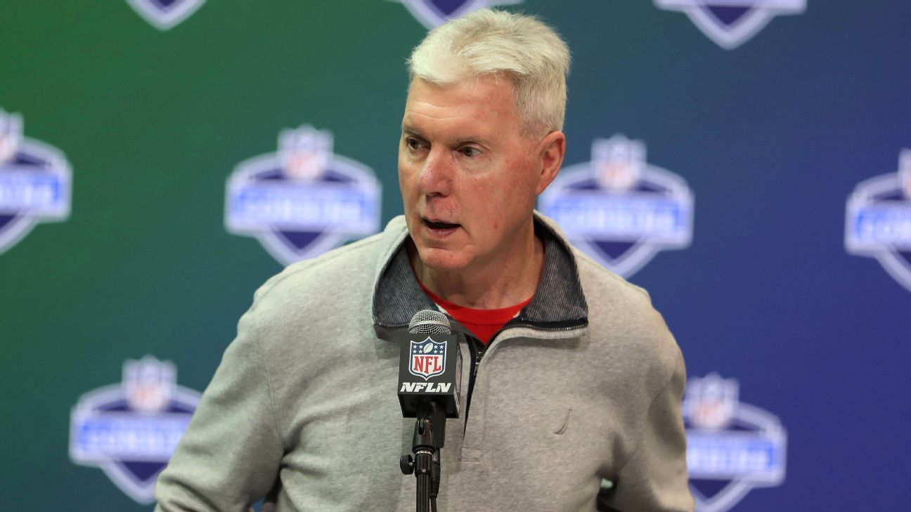 Former Packers GM Ted Thompson is suffering from a nerve disorder that causes weakness and cognitive issues, he said in a statement. Thompson, who played in the NFL for 10 years, said doctors say it does not appear to be CTE.