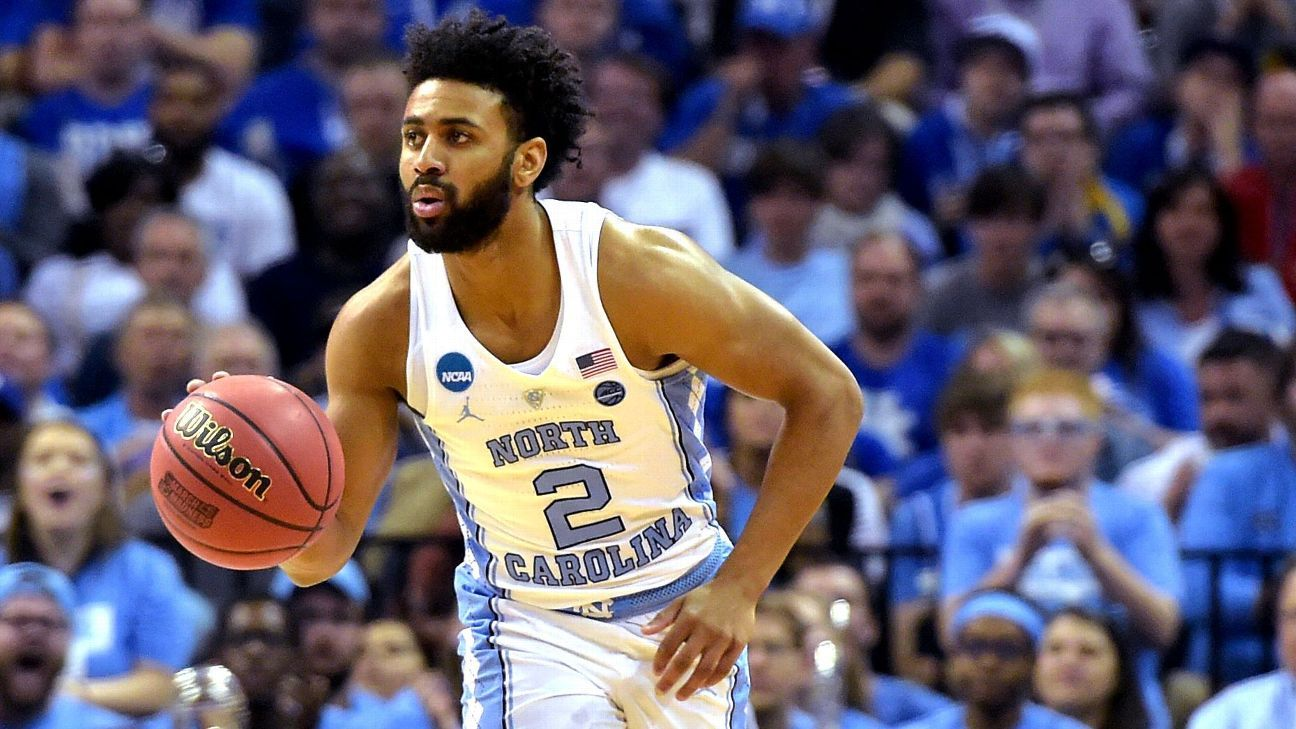 Joel Berry II Of North Carolina Says He Expects To Play