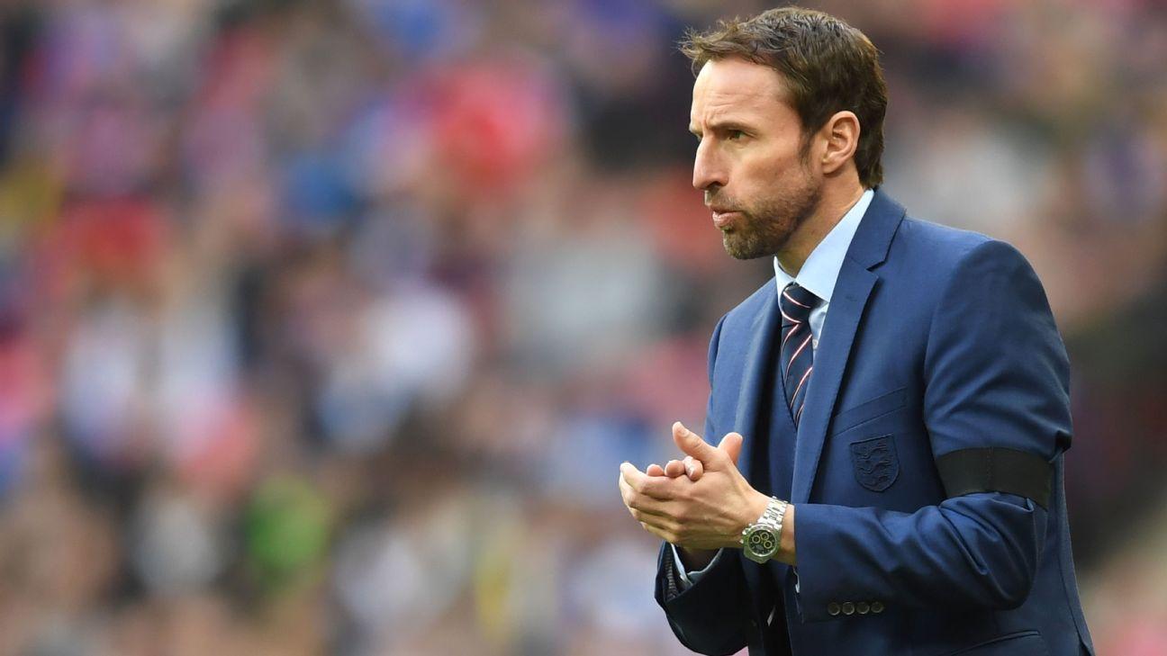 England World Cup squad reflects Gareth Southgate s principles 22c252b88489