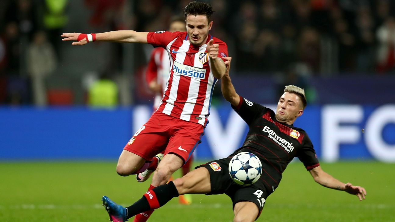 Atletico Madrid s Saul Niguez   I risked my health  playing with kidney  problem 72faa698afe49