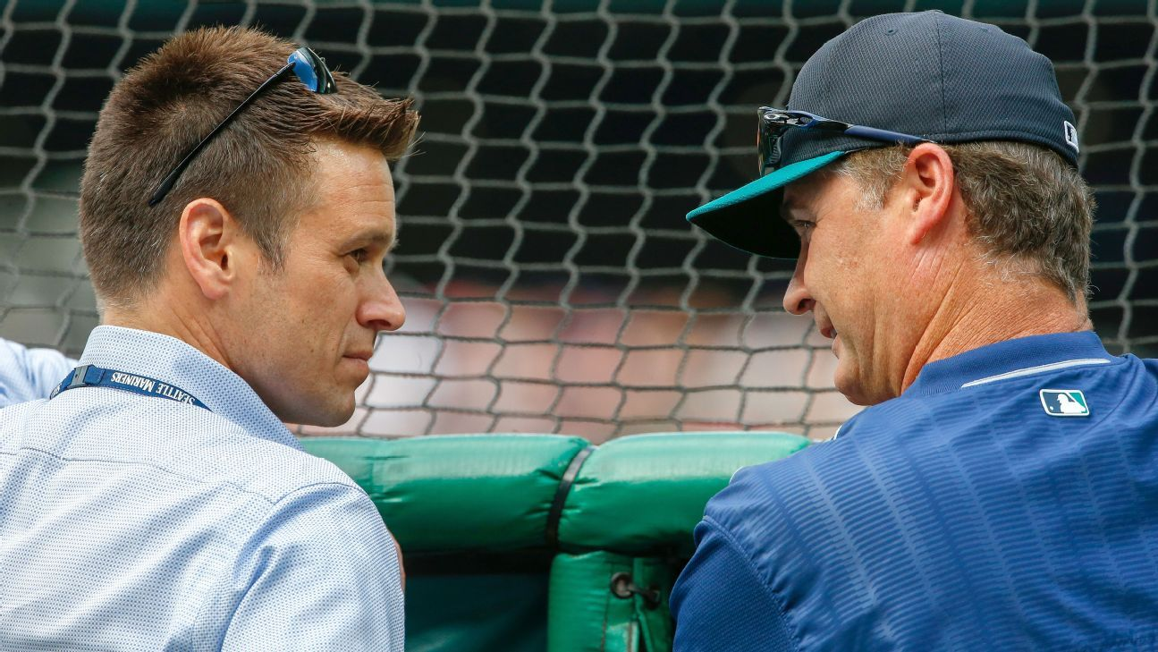Seattle Mariners doing damage control with their players after Kevin Mather's comments – ESPN