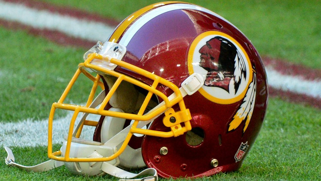 Redskins LB Foster carted off field at OTAs
