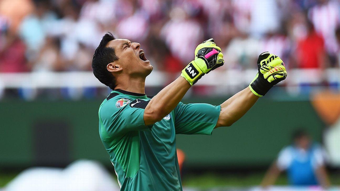 Alfredo Talavera s injury leaves Mexico s backup keeper job wide open 2c9ae7030