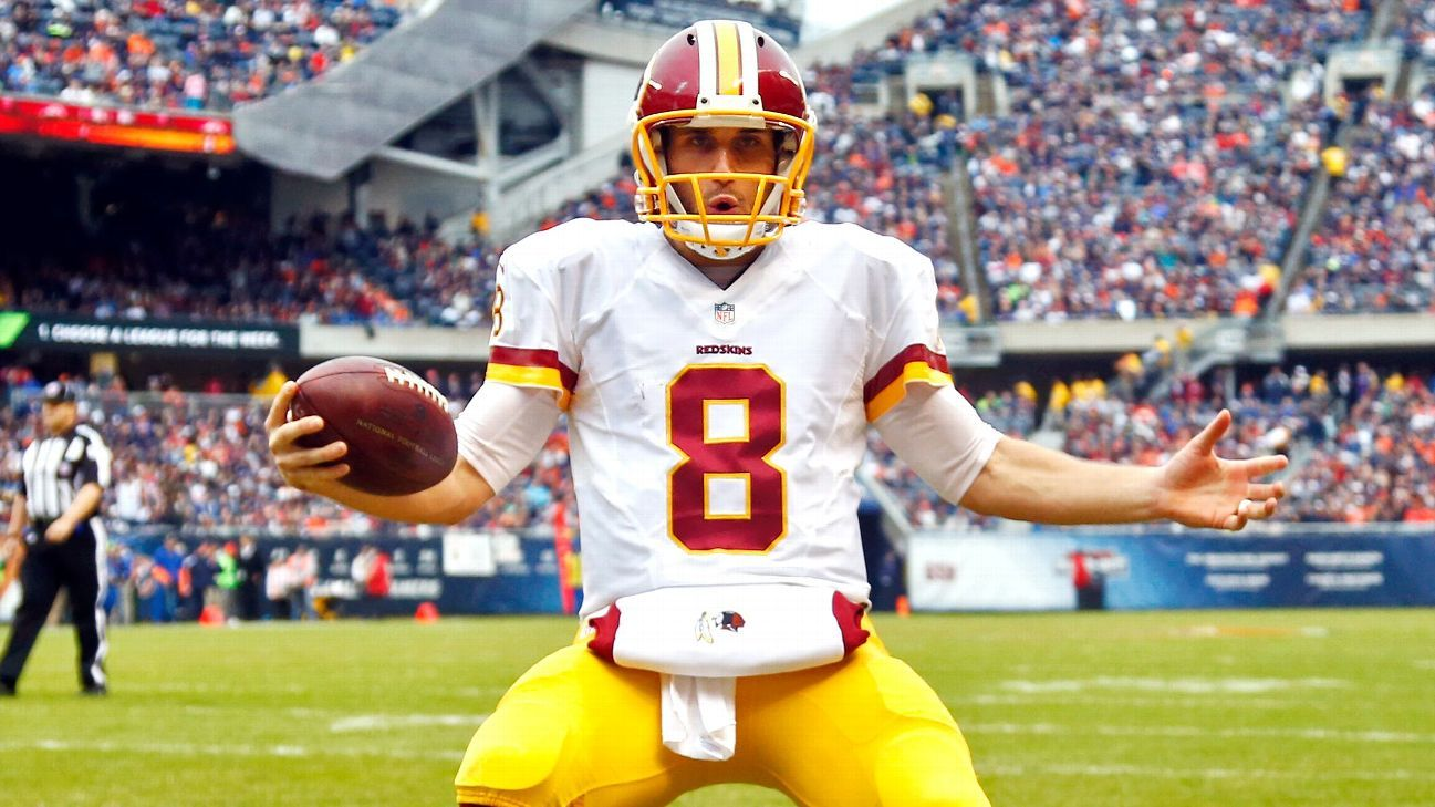 966343f86 All the ways Kirk Cousins of Washington Redskins could hit jackpot, and  what comes after