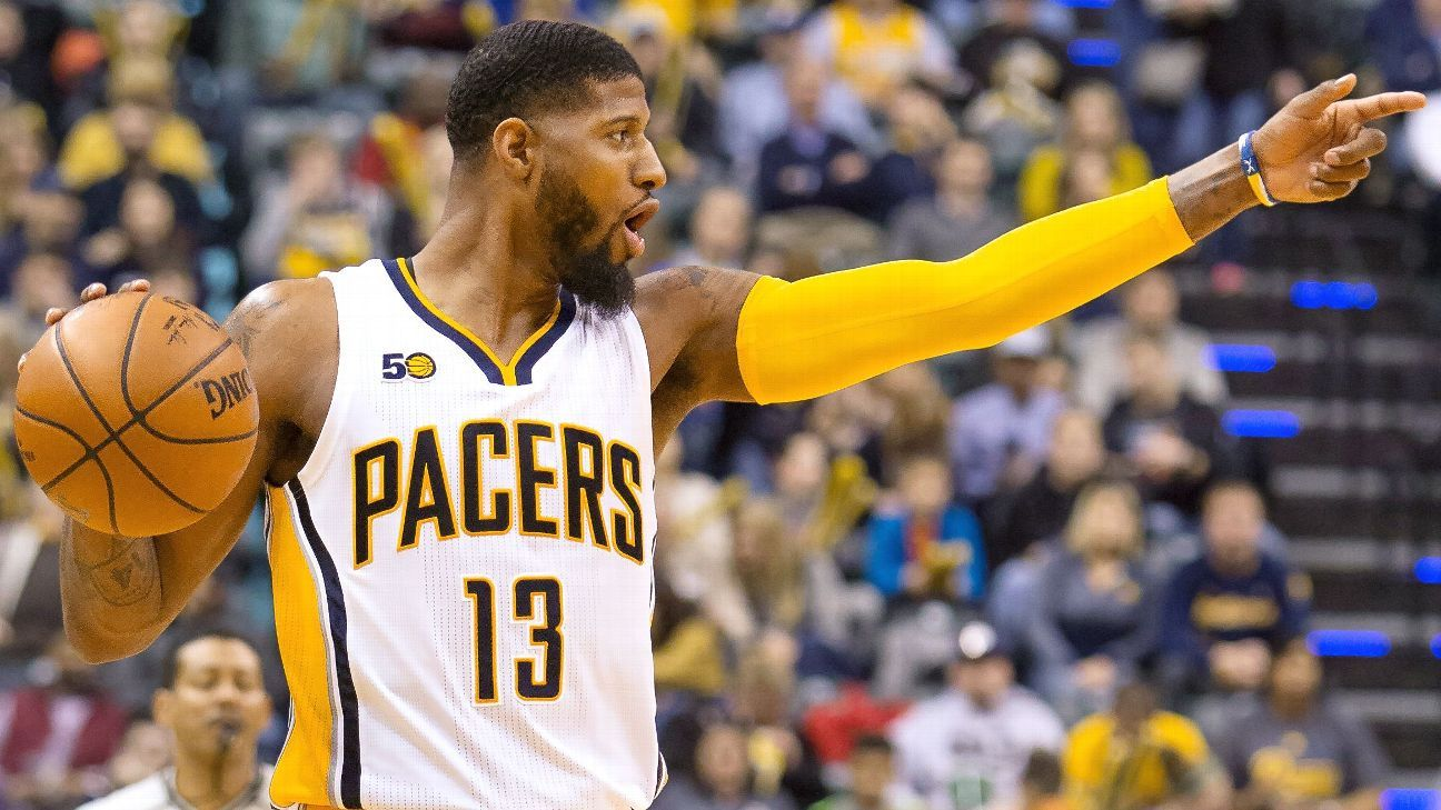 4b797f4cdc8 Zach Lowe on Paul George trade to Oklahoma City Thunder and fallout for  Pacers