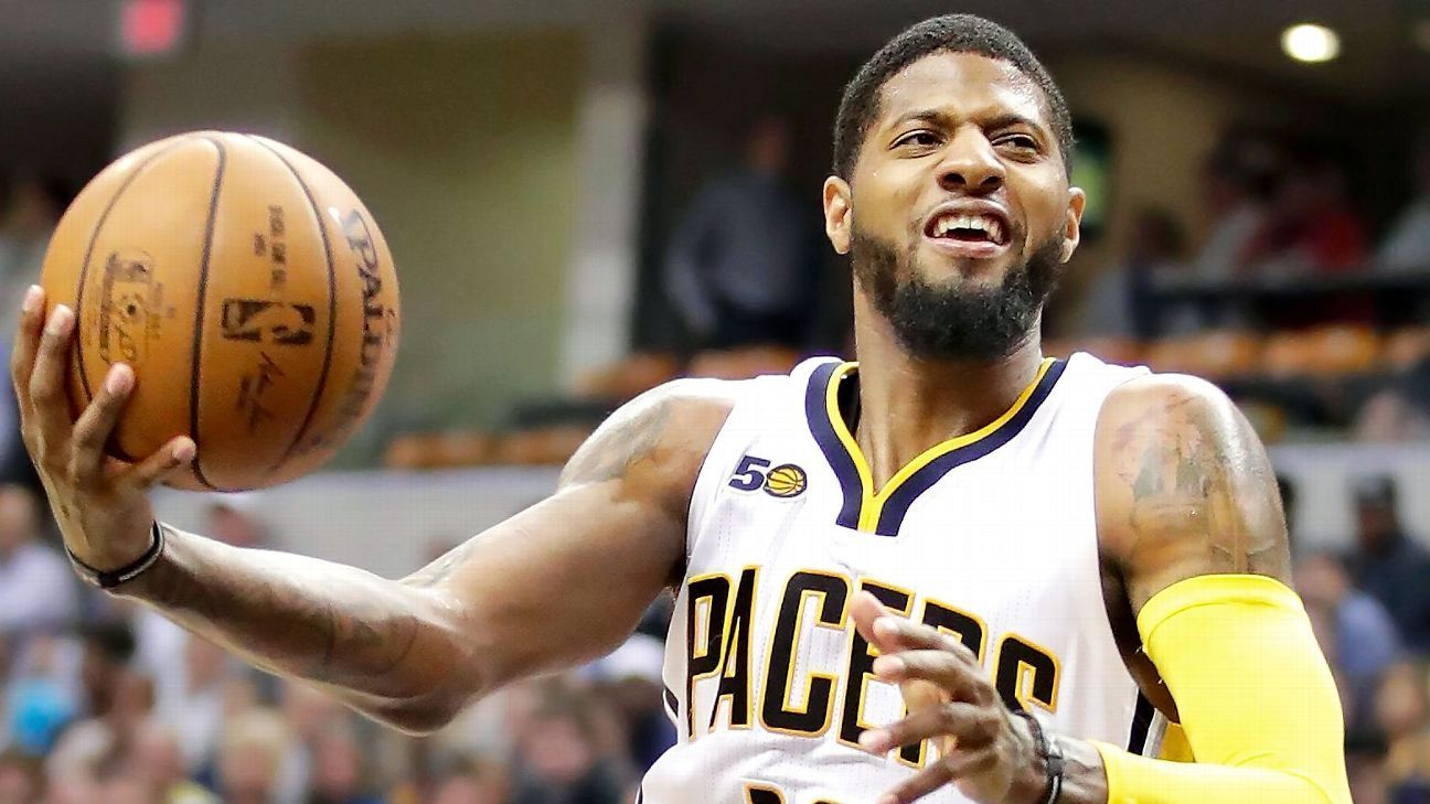 6fdd9175998f Paul George gets high praise on Oklahoma City Thunder from former star Kevin  Durant
