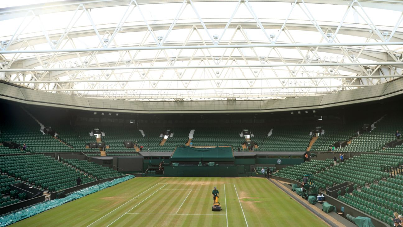 Wimbledon Secures 163 175 Million Loan For Retractable Roof