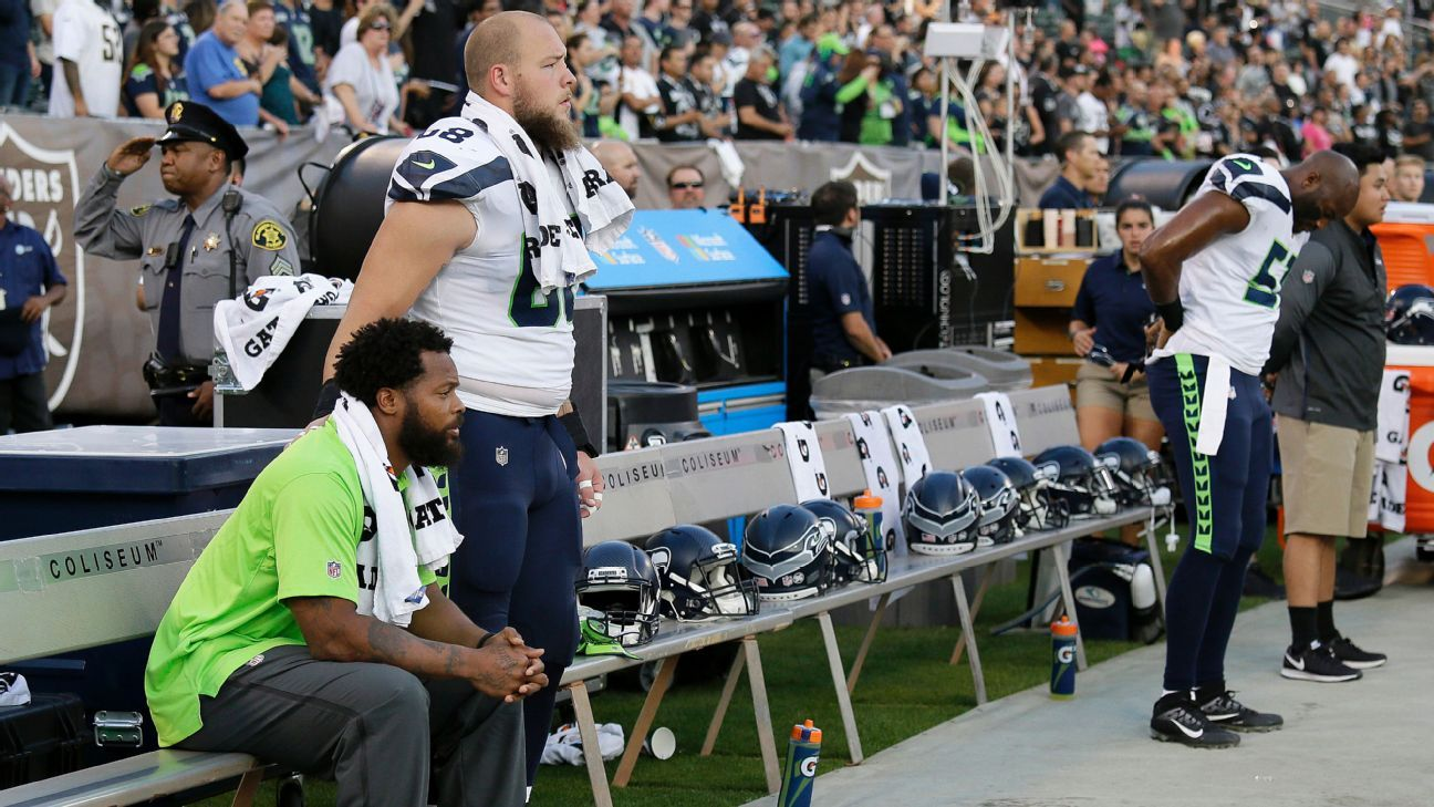 NFL players who protested during national anthem this 2017 preseason - NFL  Nation- ESPN d212d386f
