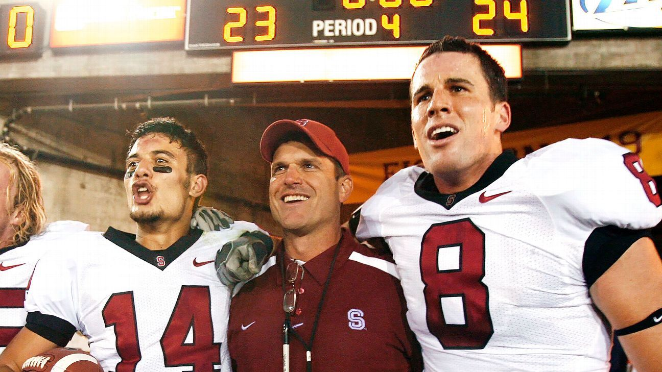 pretty nice bcada 48a77 When Jim Harbaugh, Richard Sherman, Stanford pulled off ...