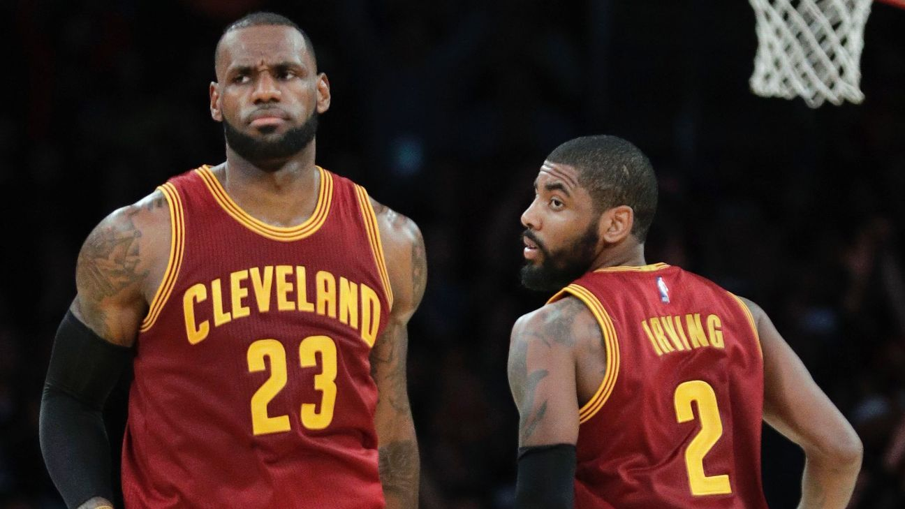 5664067dd22 NBA: The worst superstar breakups in the NBA in the past 30 years