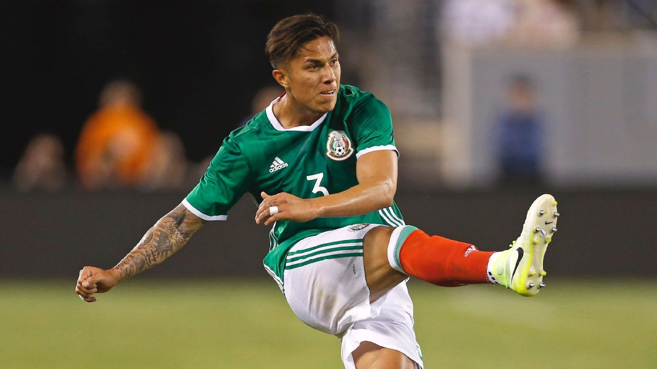 The top 10 Mexico internationals in Europe to watch in 2018-19 9d2365307