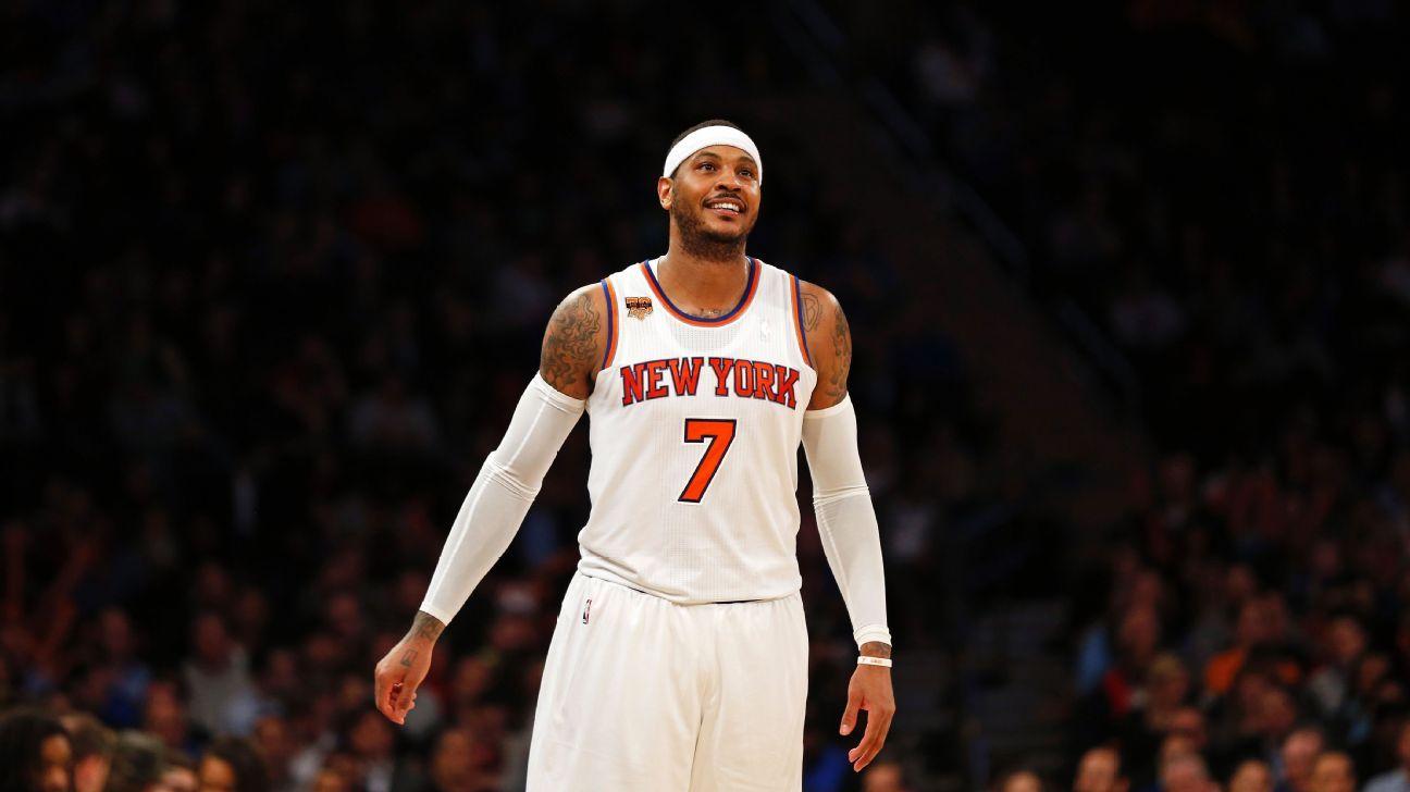 290a0184f New York Knicks make Carmelo Anthony trade to Oklahoma City Thunder official