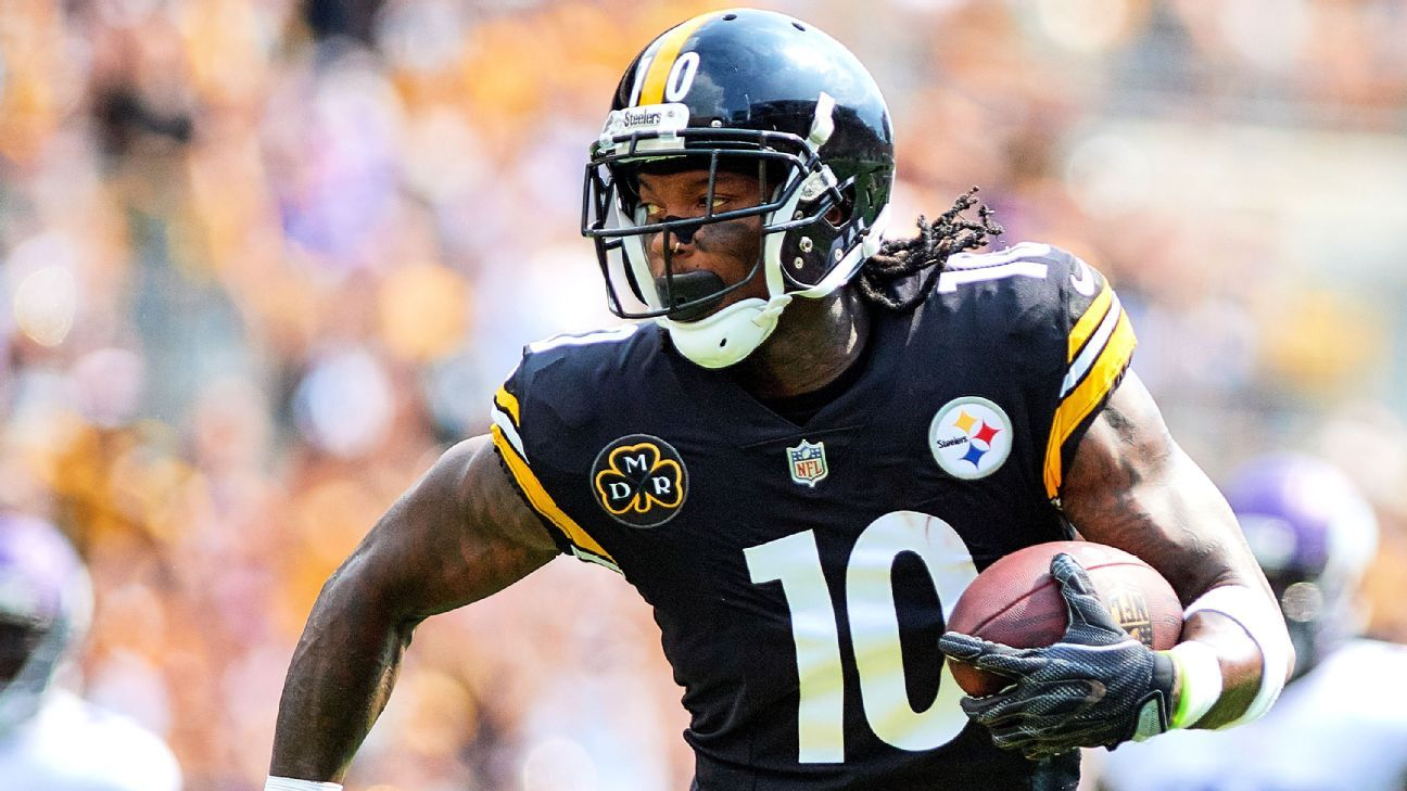 b31d43806 Martavis Bryant of Pittsburgh Steelers  wants out