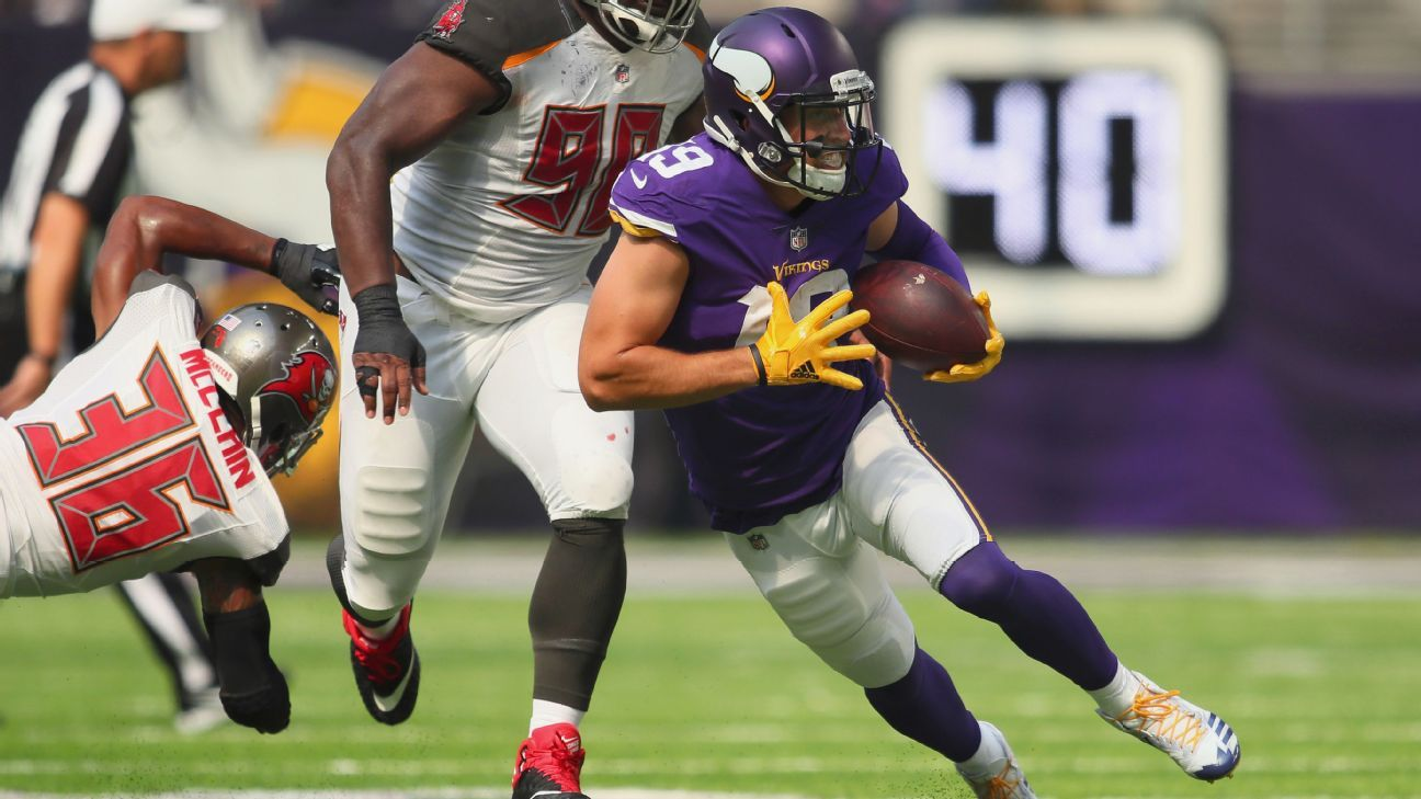Prolific Minnesota Vikings Wr Duo Sparking Momentum For Entire