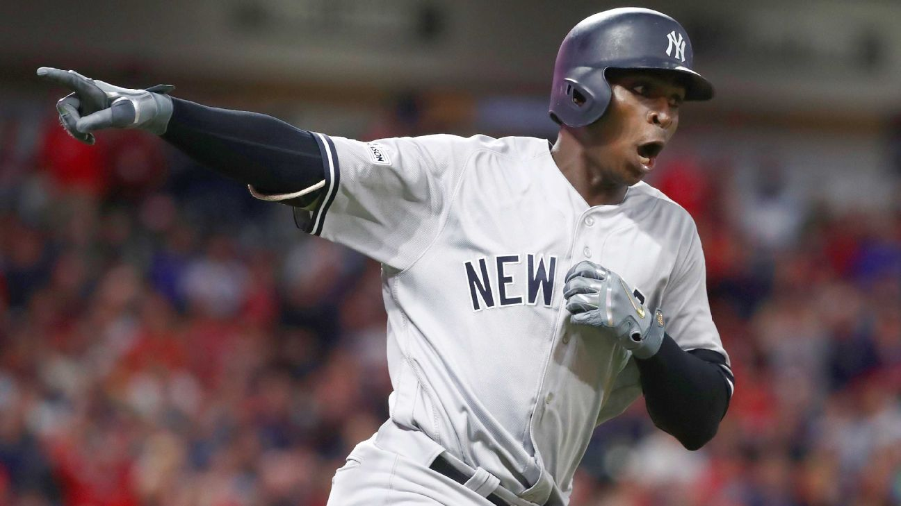 Gregorius back at it after Monday dehydration