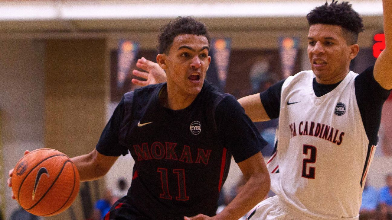 57d27b0a88ee Trae Young wants to be Oklahoma Sooners hometown hero