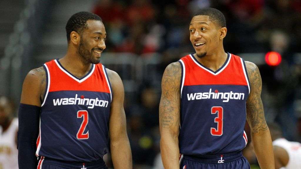 Bradley Beal -- Washington Wizards best in East 917937d28