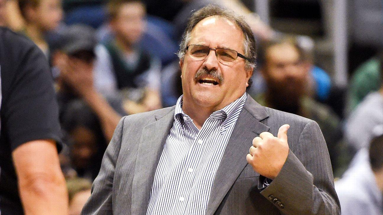 Stan Van Gundy reaches deal to coach Pelicans