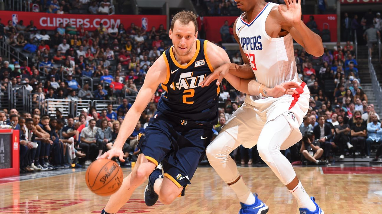 Joe Ingles trying to hold broken Jazz together during NBA injury crisis a6c084123