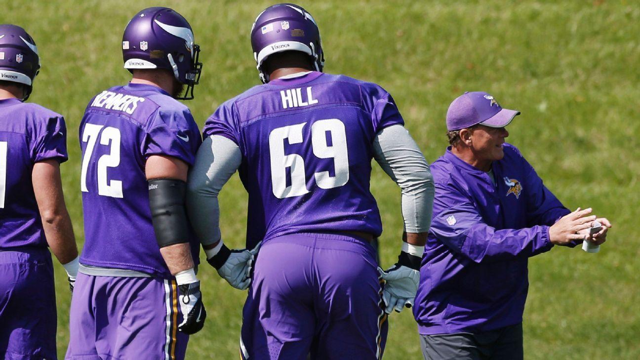 77f35d74743 Minnesota Vikings depth playing a big role in push toward sixth win -  Minnesota Vikings Blog- ESPN