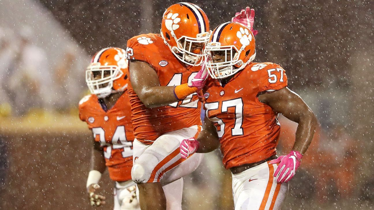 Clemson Tigers Starting Lb Tre Lamar To Miss Acc Title Game