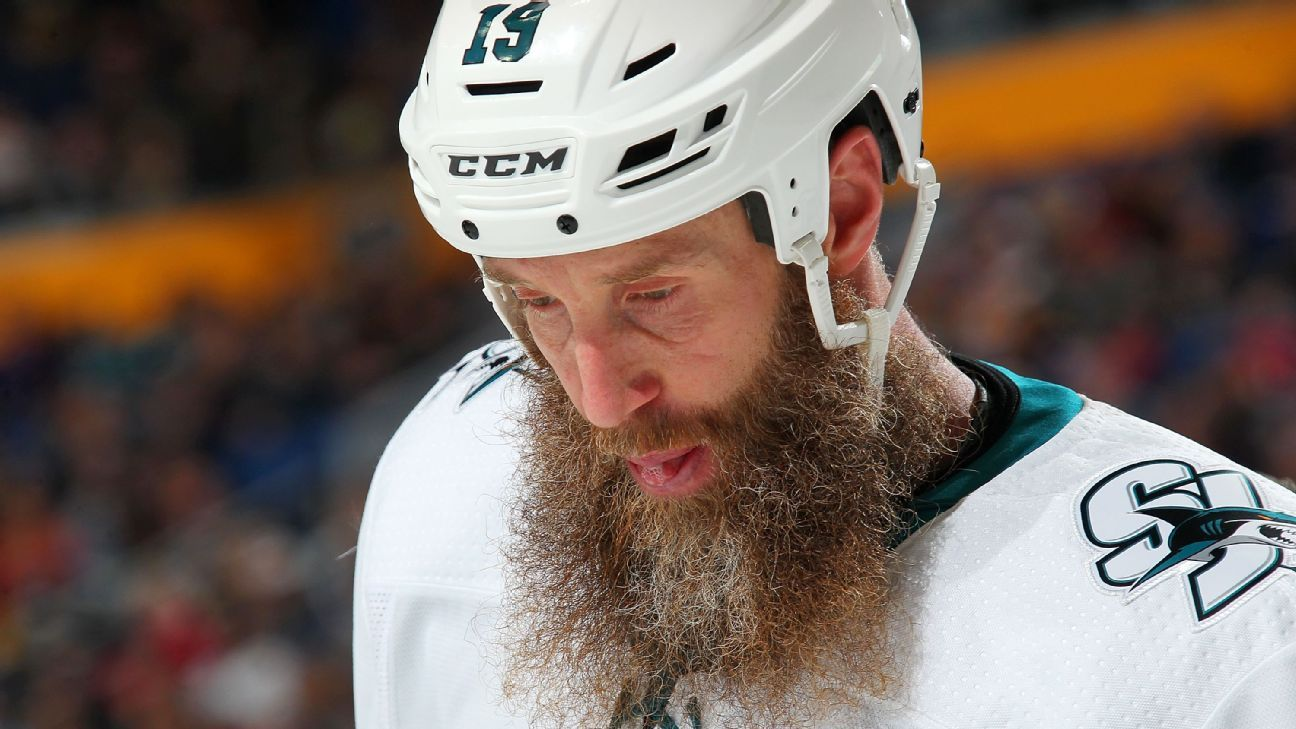 NHL - Q A with San Jose Sharks star Joe Thornton 4c81f25cb
