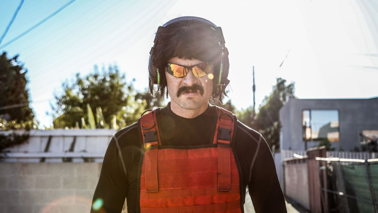 The Doc Will See You Now Meet The Mind Behind Dr Disrespect
