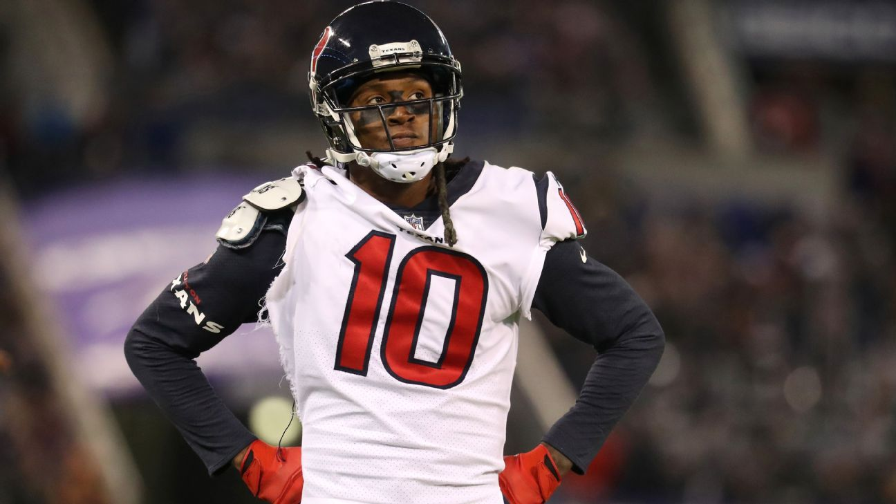 new style 49cc0 a0d27 DeAndre Hopkins gives Houston Texans boost with more than ...