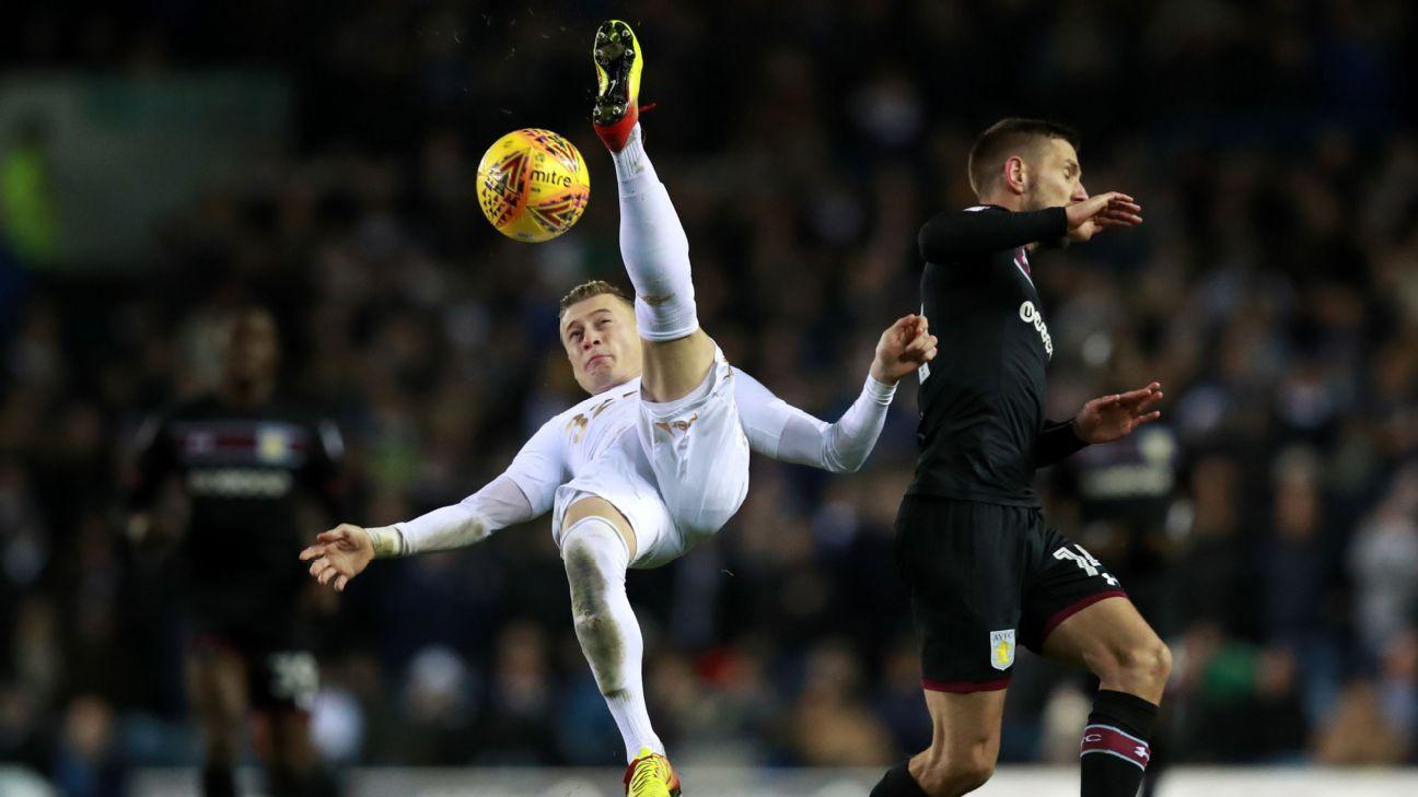 Leeds United vs. Aston Villa - Football Match Report ...