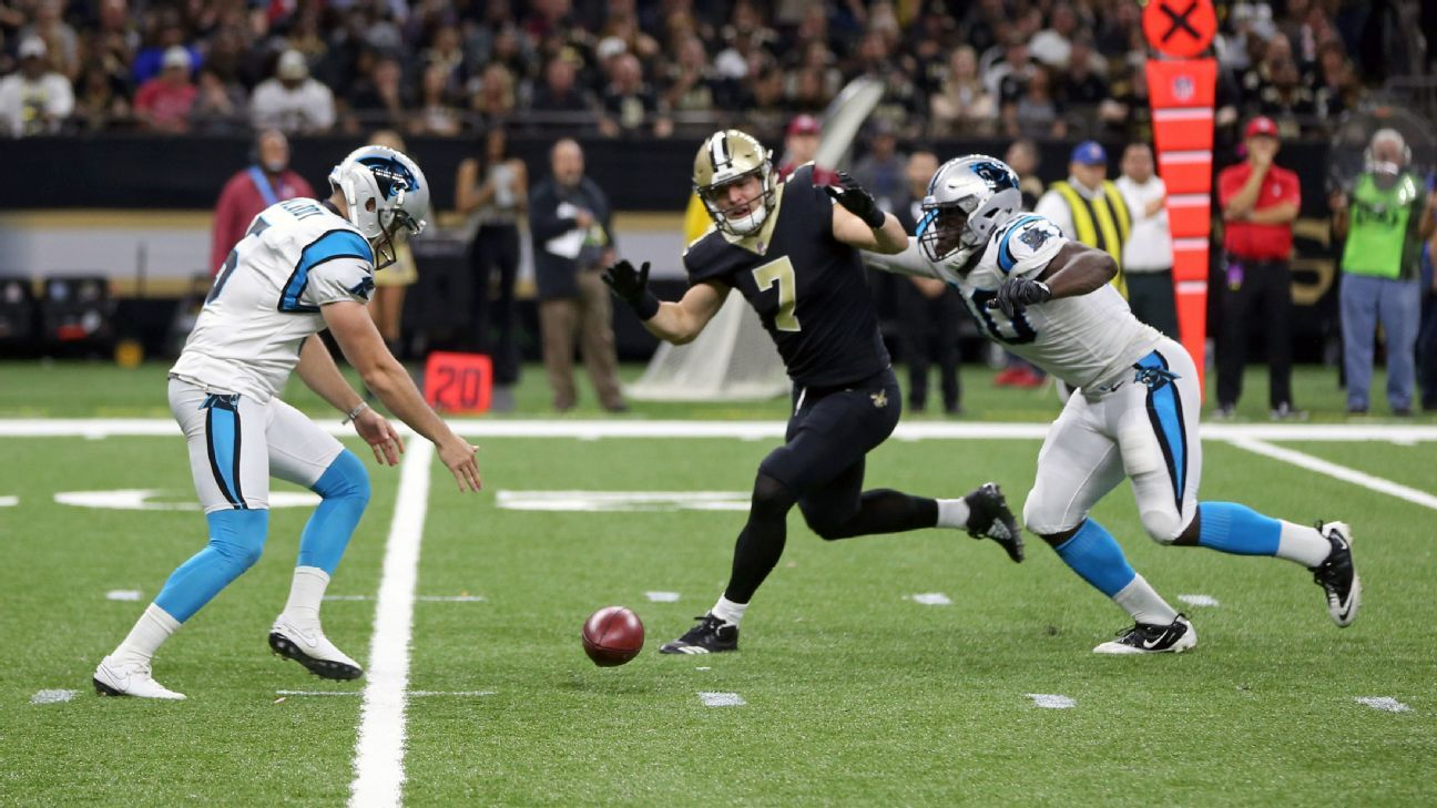Taysom Hill may be Saints' next QB (when he's done making ... Taysom Hill Stats