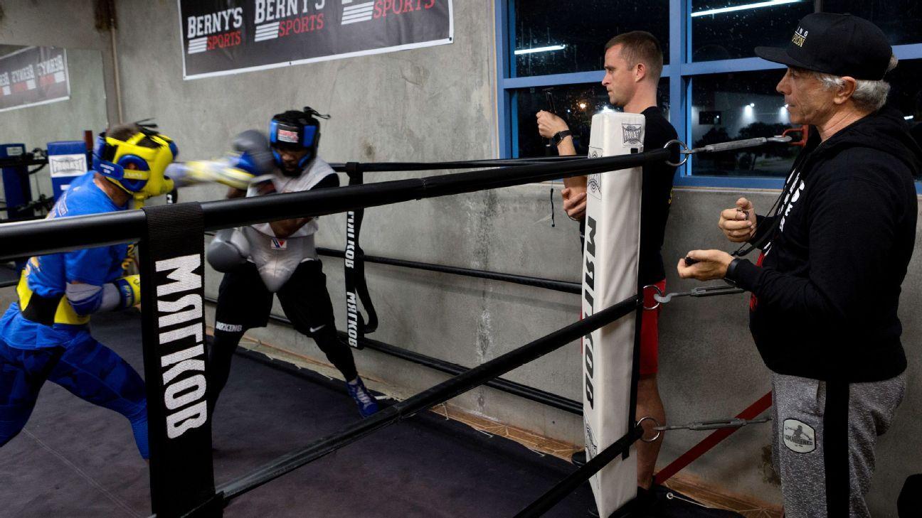 4e10623b2 Training just a piece of the puzzle for Vasiliy Lomachenko -- Lomachenko vs.  Rigondeaux on ESPN