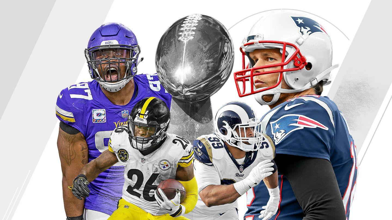 2017 NFL playoffs preview - Schedule, bracket, paths to