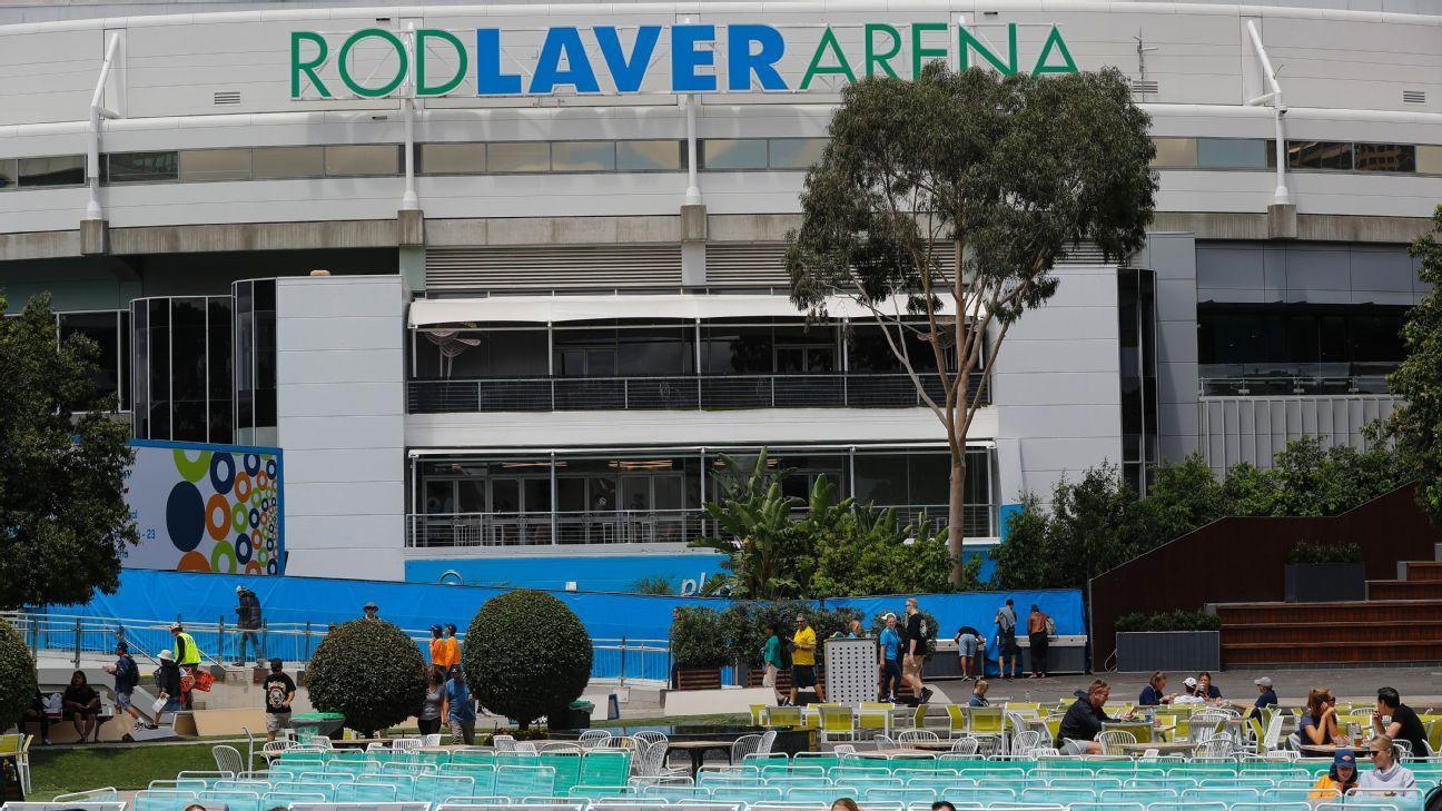 Australian Open 2019 - Tournament schedule, news, scores and