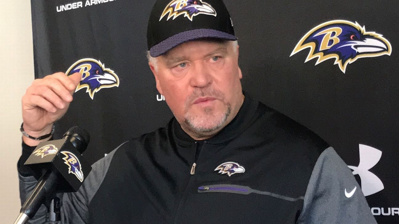Sources: Ravens make Martindale top-paid DC