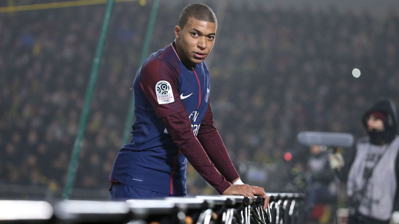 For Kylian Mbappe, the world's best player under 20, life