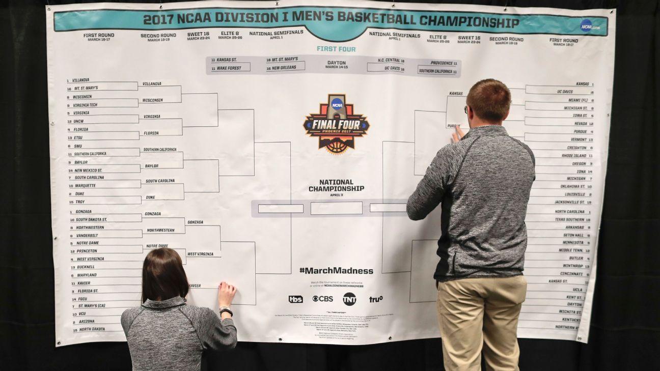 Bracketologists speak — What NCAA tournament forecasters expect from odd 2020-21 basketball season – ESPN