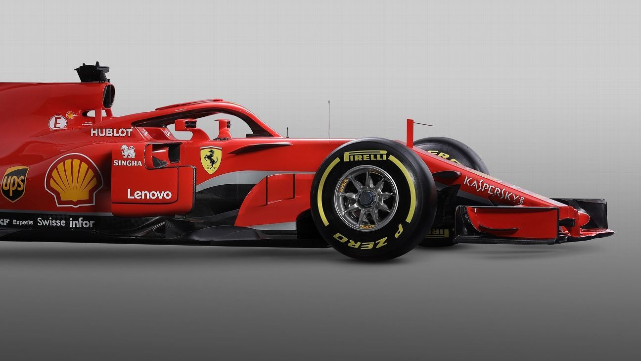 Image result for Binotto explains thinking behind Ferrari's new car