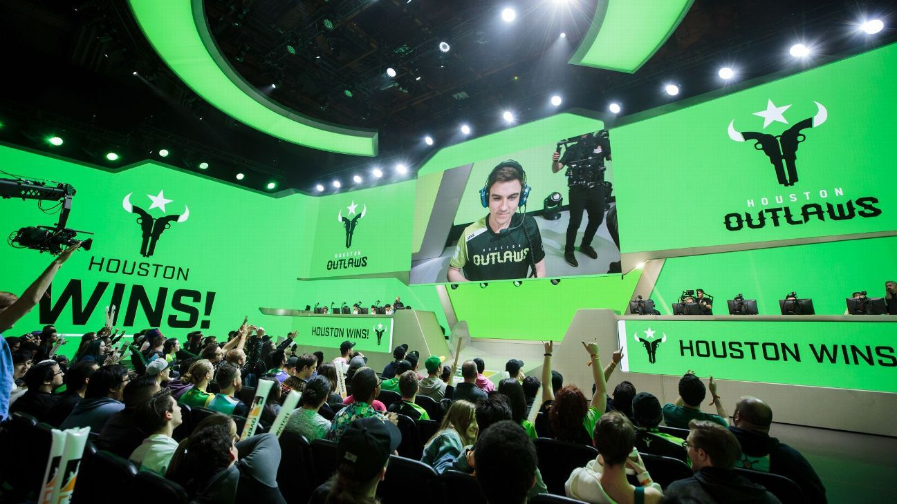 Beasley Media Group purchases Houston Outlaws from Immortals Gaming Club
