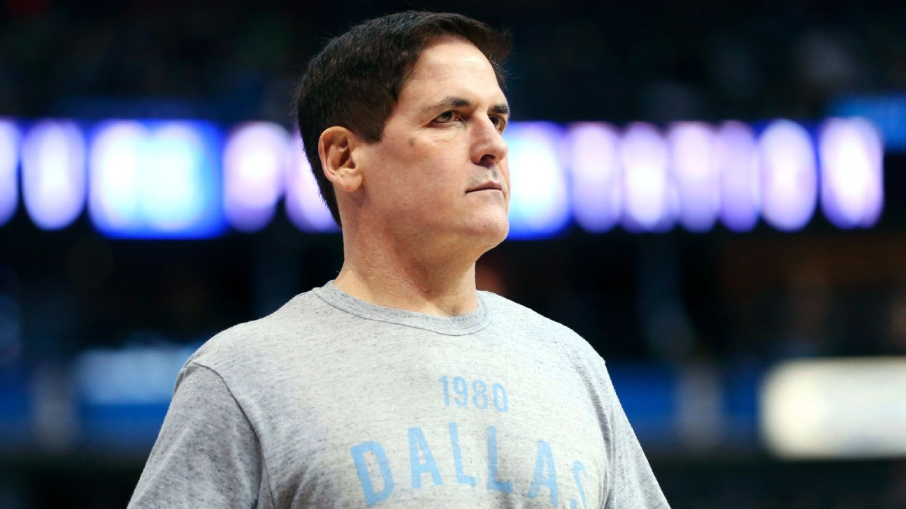 Cuban: NBA's ref problem 'going on for 20 years'