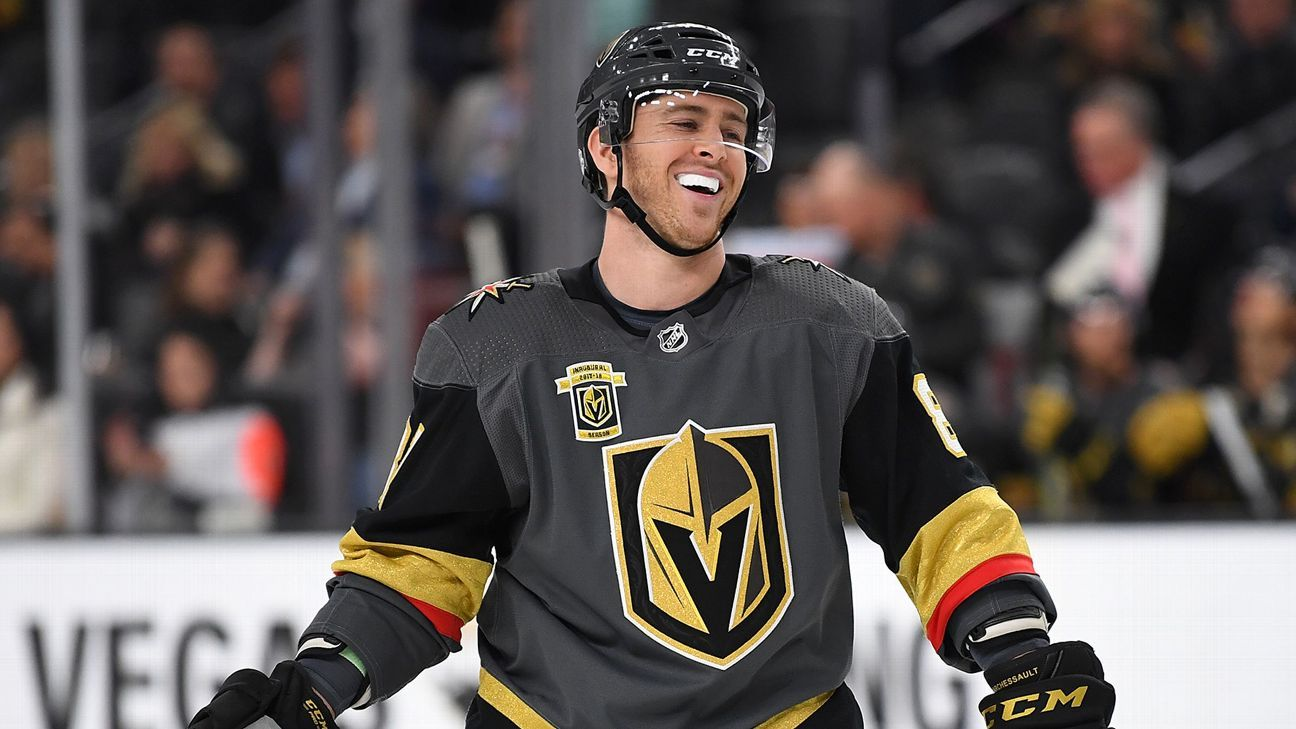 8d4e9cc95 NHL -- Vegas Golden Knights  have something special going here