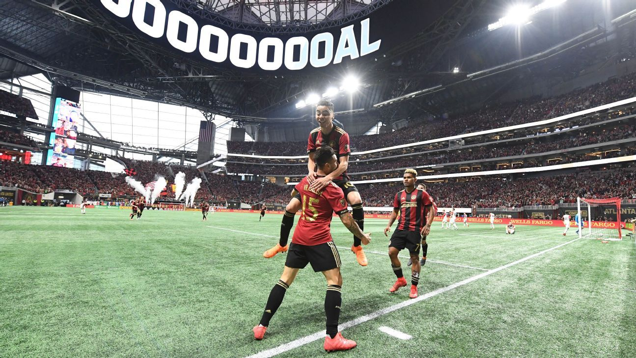 Atlanta United FC vs. DC United - Football Match Report ...