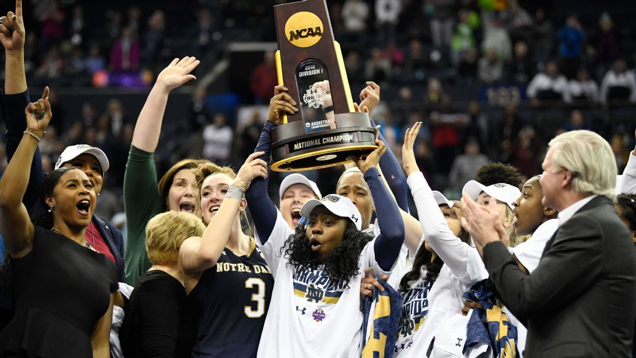 d31f0207 Women's college basketball's way too early top 25 rankings for 2018-19