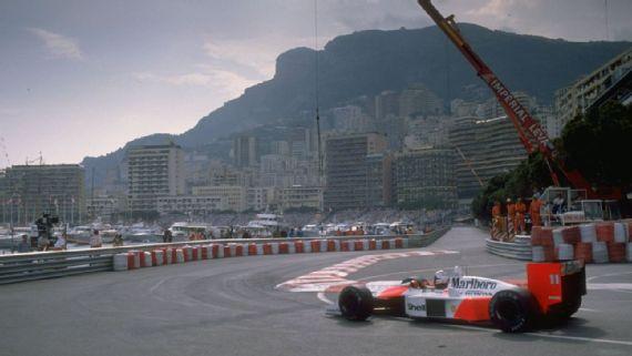 McLaren MP4/4 - The launch of a legend