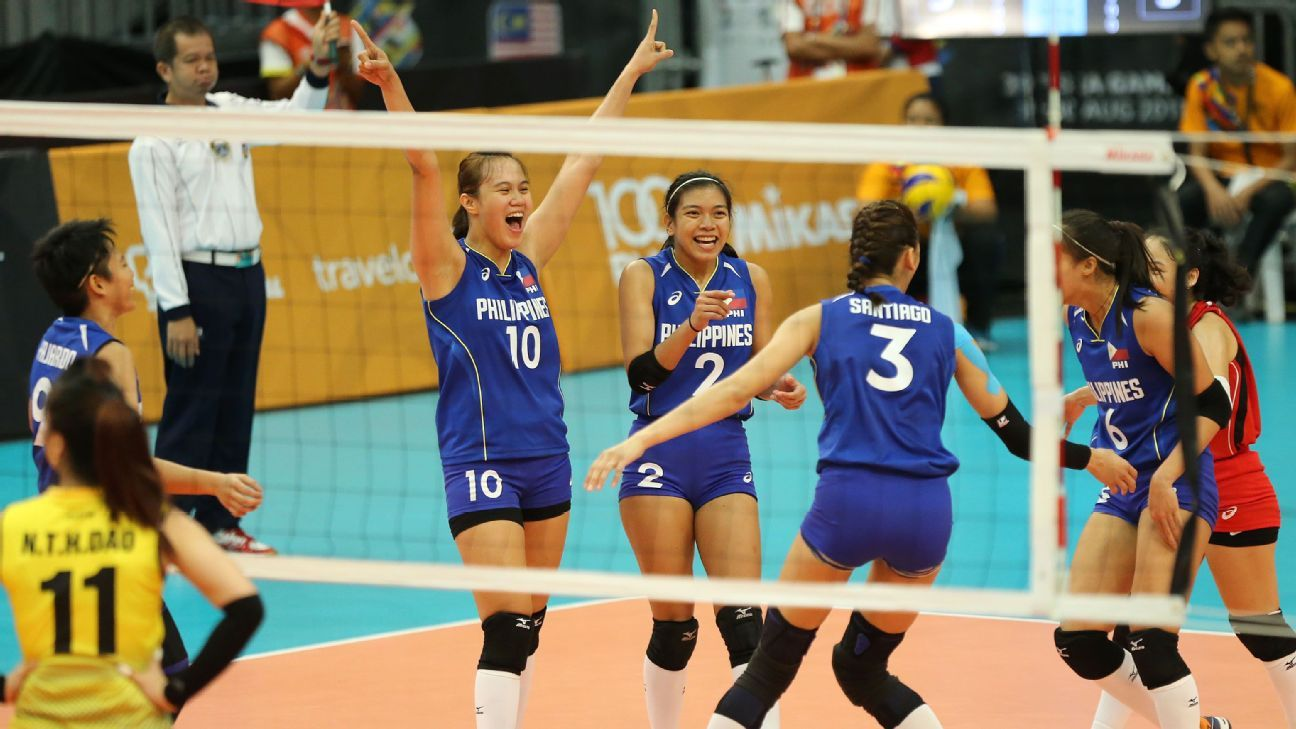 Tryout For National Women S Volleyball Team Slated For Next Week