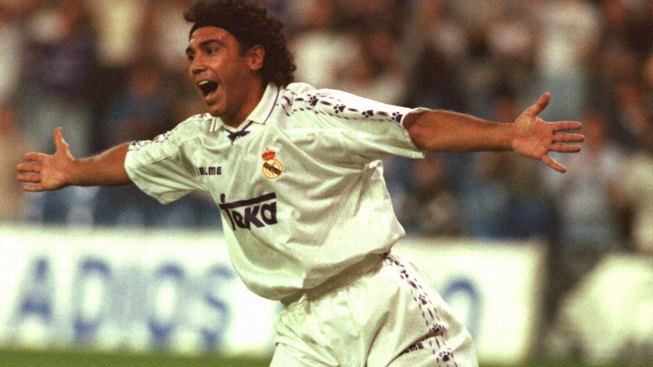 Se Cumplen 30 Años Del Señor Gol De Hugo Sánchez Al Logroñés
