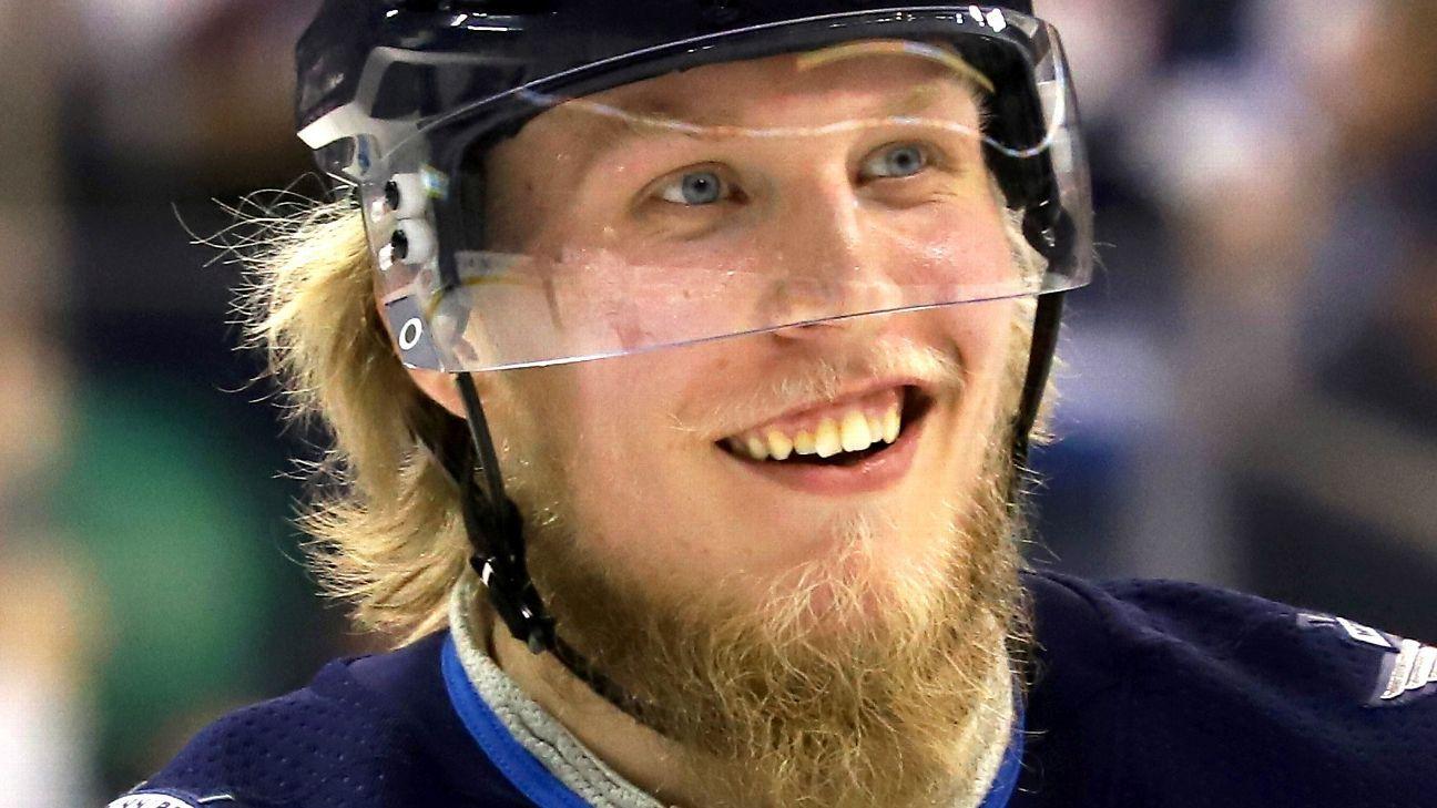 Patrik Laine Beard