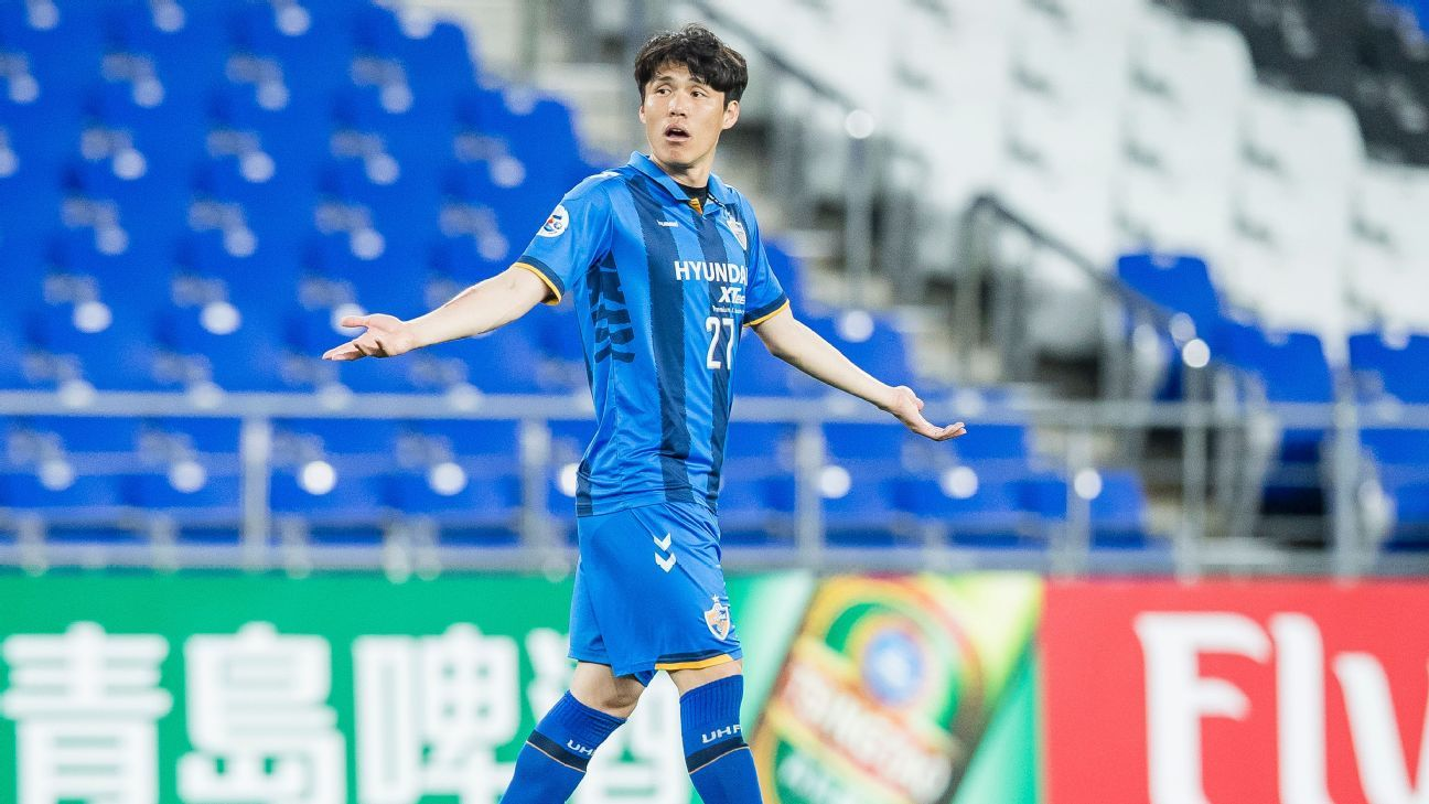 3eb7bdedbf40 Interest in K-League on the wane as South Korea hope for World Cup success